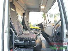 Trinacria Autoveicoli S.r.l. Autocarro Camion Furgone cassone frigo Iveco Eurocargo 140E22 FRIGO ANNO 2011 (9)