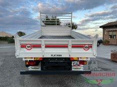 Trinacria Autoveicoli S.r.l. Autocarro Camion Furgone Iveco 60E16 ribaltabile 3105 anno 2009 (5)