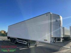 Trinacria Autoveicoli S.r.l. Autocarro Camion Furgone Trattore Semirimorchio Chereau frigo 13,60 2014 (6)