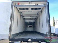 Trinacria Autoveicoli S.r.l. Autocarro Camion Furgone Trattore Semirimorchio Chereau frigo 13,60 2014 (7)