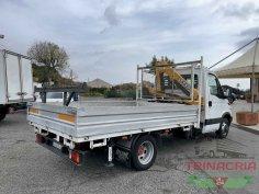 Trinacria Autoveicoli S.r.l. Autocarro Camion Furgone Iveco 35C15 gru e cassone fisso 2003 (6)