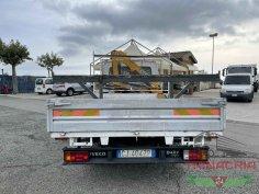 Trinacria Autoveicoli S.r.l. Autocarro Camion Furgone Iveco 35C15 gru e cassone fisso 2003 (7)