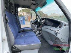Trinacria Autoveicoli S.r.l. Autocarro Camion Furgone Iveco Daily 35C18 FRIGO 2008 (9)
