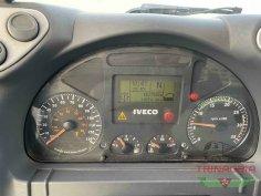 Trinacria Autoveicoli S.r.l. Autocarro Camion Furgone Iveco 100E22 telaio 3690 pneumatico anno 2008 (10)
