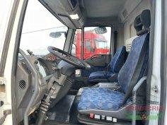 Trinacria Autoveicoli S.r.l. Autocarro Camion Furgone Iveco 100E22 telaio 3690 pneumatico anno 2008 (7)