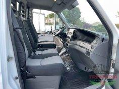 Trinacria Autoveicoli S.r.l. Autocarro Camion Furgone Iveco 35C13 gru e ribaltabile nuovi 2010 (10)
