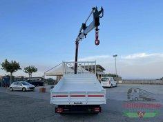 Trinacria Autoveicoli S.r.l. Autocarro Camion Furgone Iveco 35C13 gru e ribaltabile nuovi 2010 (5)