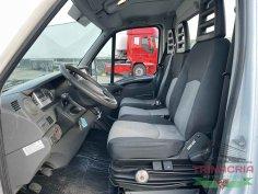 Trinacria Autoveicoli S.r.l. Autocarro Camion Furgone Iveco 35C13 gru e ribaltabile nuovi 2010 (8)