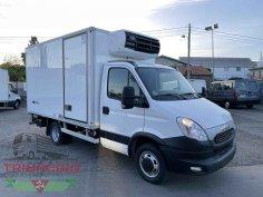 Trinacria Autoveicoli S.r.l. Autocarro Camion Furgone Iveco Daily 35C13 frigo e sponda 2014 (3)