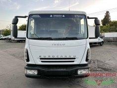 Trinacria Autoveicoli S.r.l. Autocarro Camion Furgone Iveco Eurocargo 100E18 Scarrabile bob 8 ton nuovo 2007 (2)
