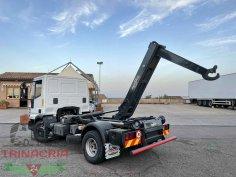 Trinacria Autoveicoli S.r.l. Autocarro Camion Furgone Iveco Eurocargo 100E18 Scarrabile bob 8 ton nuovo 2007 (4)