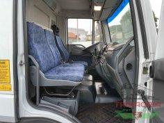 Trinacria Autoveicoli S.r.l. Autocarro Camion Furgone Iveco Eurocargo 100E18 Scarrabile bob 8 ton nuovo 2007 (9)