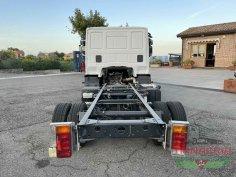 Trinacria Autoveicoli S.r.l. Autocarro Camion Furgone cassone frigo Iveco Eurocargo 60E16 telaio 3.105 ANNO 2010 (5)