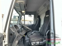 Trinacria Autoveicoli S.r.l. Autocarro Camion Furgone cassone frigo Iveco Eurocargo 60E16 telaio 3.105 ANNO 2010 (7)
