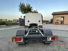 Trinacria Autoveicoli S.r.l. Autocarro Camion Furgone cassone frigo Iveco Eurocargo 75E18 telaio 3.105 ANNO 2010 (5)
