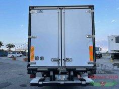 Trinacria Autoveicoli S.r.l. Autocarro Camion Furgone Iveco 160E22 frigo e sponda anno 2009 (5)
