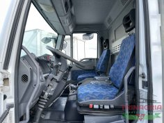 Trinacria Autoveicoli S.r.l. Autocarro Camion Furgone Iveco 160E22 frigo e sponda anno 2009 (7)