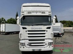 Trinacria Autoveicoli S.r.l. Autocarro Camion Furgone Scania R500 trattore stradale manuale intarder 2008 (2)