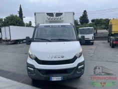 Trinacria Autoveicoli S.r.l. Autocarro Camion Furgone Iveco Daily 35C11 fRIGORIFERO 2015 (2)