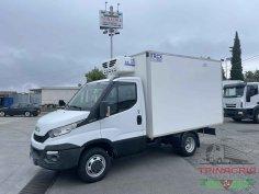 Trinacria Autoveicoli S.r.l. Autocarro Camion Furgone Iveco Daily 35C11 fRIGORIFERO 2015