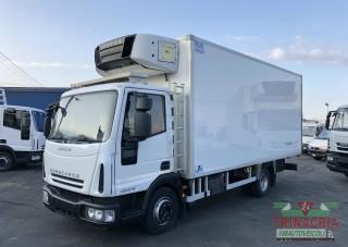 Trinacria-Autoveicoli-S.r.l.-Autocarro-Camion-Furgone-Acireale-Catania - Iveco 100E18 furgone frigo e sponda 2008 544544