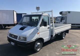Trinacria-Autoveicoli-S.r.l.-Autocarro-Camion-Furgone-Acireale-Catania-Iveco-Daily-35-10 cassone fisso anno 1999