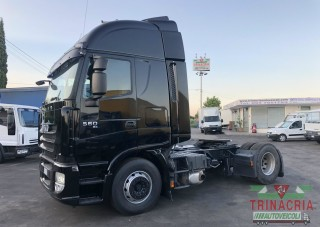 Trinacria Autoveicoli S.r.l. Tratore stradale Autocarro Camion Furgone Acireale Catania Iveco  Stralis 440S56