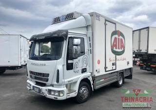 Trinacria-Autoveicoli-S.r.l.-Autocarro-Camion-Furgone-Acireale-Catania - Iveco 80E18 isotermico con gruppo frigo frc 2004