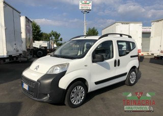 Trinacria Autoveicoli S.r.l. Autocarro Camion Furgone Acireale Catania Citroen nemo 1.4 HDI 5 posti N1