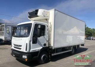 Trinacria-Autoveicoli-S.r.l.-Autocarro-Camion-Furgone-Acireale-Catania - Iveco 100E18 furgone frigo e sponda 2010 tel 626 (3)
