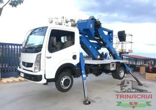 Trinacria Autoveicoli S.r.l. Autocarro Camion Furgone Renault Maxity Cestello Isoli 20 metri (3)