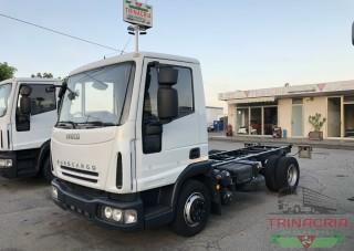Trinacria Autoveicoli S.r.l. Autocarro Camion Furgone Iveco 75E16 telaio anno 2008 (3)
