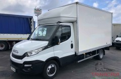 IVECO DAILY 35C15 FURGONE IN PLAYWOOD