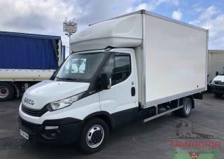 Trinacria Autoveicoli S.r.l. Autocarro Camion Furgone Iveco Daily 35C15 Furgone il playwood 2018