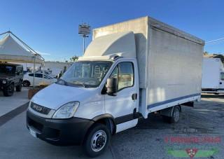 Trinacria Autoveicoli S.r.l. Autocarro Camion Furgone IVECO Daily 35C13 Telaio 3.750 euro 4 centinato - 2011