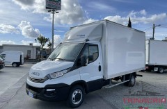 IVECO DAILY 35C16 FURGONE IN PLAYWOOD E SPONDA