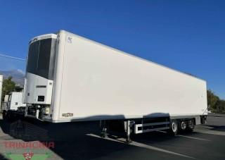 Trinacria Autoveicoli S.r.l. Autocarro Camion Furgone Trattore Semirimorchio Chereau frigo 13,60 2014
