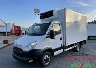 Trinacria Autoveicoli S.r.l. Autocarro Camion Furgone Iveco Daily 35C13 frigo e sponda 2014
